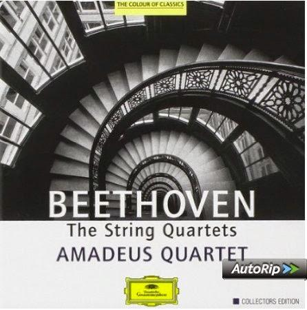 Ludwig van Beethoven: The Strings Quartets, CD Musica Classica