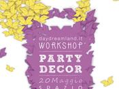 Workshop Party Decor