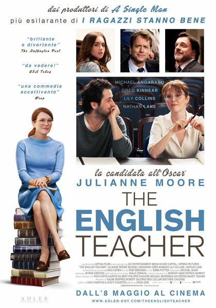 Locandina italiana The English Teacher