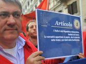 """Cgil, leader della Fiom, Landini: """"Spaccati colpa Camusso"""""""
