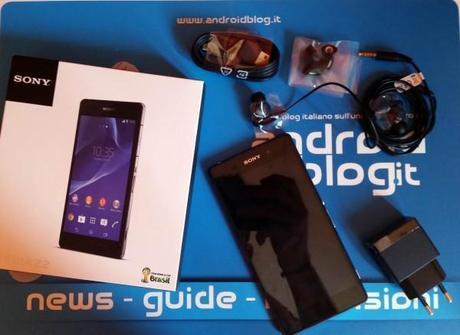 20140506 1534291 600x438 Recensione Sony Xperia Z2, lo smartphone impermeabile  recensioni  z2 Xperia Z2 top gamma Sony Xperia Z2 sony Smartphone review recensione KitKat ip58 anteprima italiana android