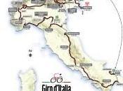 Giro d'Italia 2014: tappe partenti
