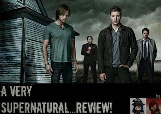 A Very Supernatural.. Review! (9x21 King of the Damned)