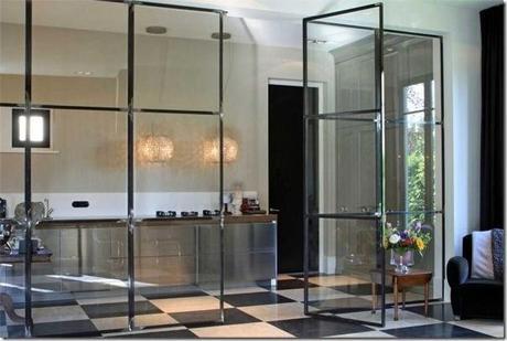 Cucine e pareti vetrate paperblog - Cucine con vetrate ...