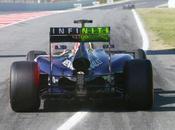Problemi cambio hanno compromesso qualifica Vettel Spagna