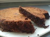 Divina, ovvero torta cioccolato fondente (ricetta riutilizzare uova Pasqua)