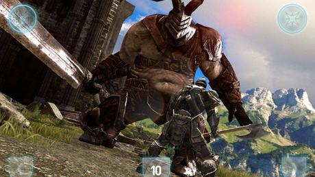 Infinity Blade II a sconto su App Store
