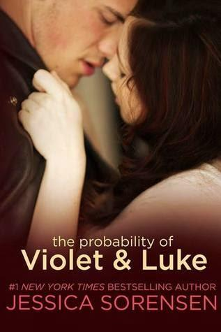 Anteprima Inglese: The Probability of Violet and Luke di Jessica Sorensen