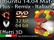 Ubuntu 14.04 Mate italiano plus remix
