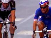 Giro d'Italia 2014, Vince Bouhanni davanti Nizzolo Veelers