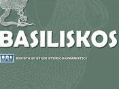 Edigrafema presenta Basiliskos, iniziativa editoriale promossa dall'Issbam Basilicata rivista studi storici