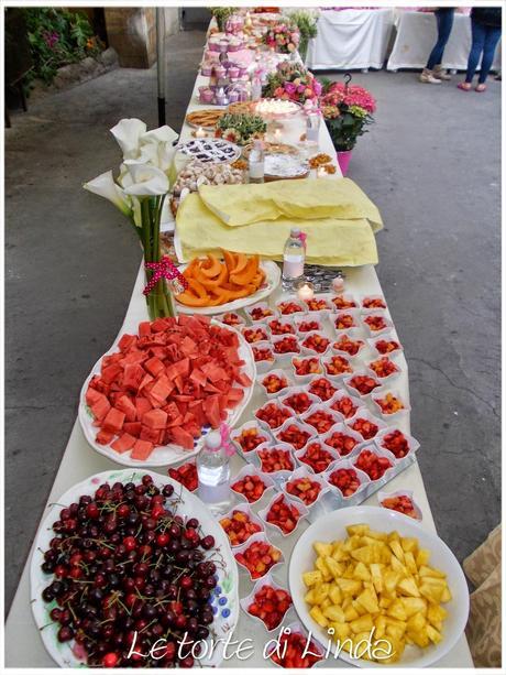 buffet prima comunione - paperblog - Buffet Comunione A Casa