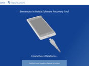 Nokia Software Recovery Tool Aggiornamento software Windows Versione 1.3.1