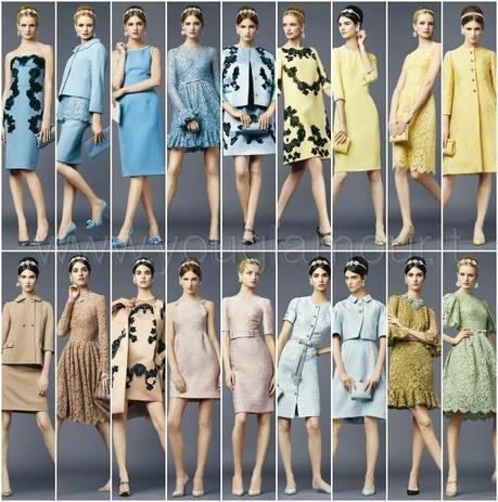 Dolce e Gabbana Collezione Primavera Estate 2014 - Paperblog eaaafc55b38