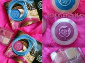 Shimmer Cubes Body Shop Swatches Review