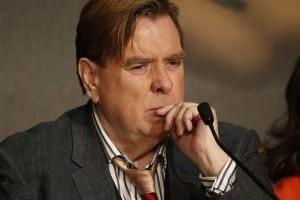 Timothy Spall - Press conference - Mr. Turner © FDC / M. Petit