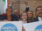 """Europee 2014: Sfide l'Italia"""" Fratelli d'Italia"""