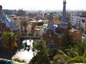 Barcellona, Parc Guell Rambla