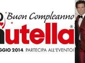 """RUBRICA """"TRACCE CULTURA"""" RECENSIONE EVENTO: """"NUTELLA COMPIE ANNI""""; Maggio 2014"""