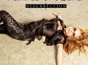 Resurrection Anastacia l'album femminile venduto Italia nell'ultima settimana