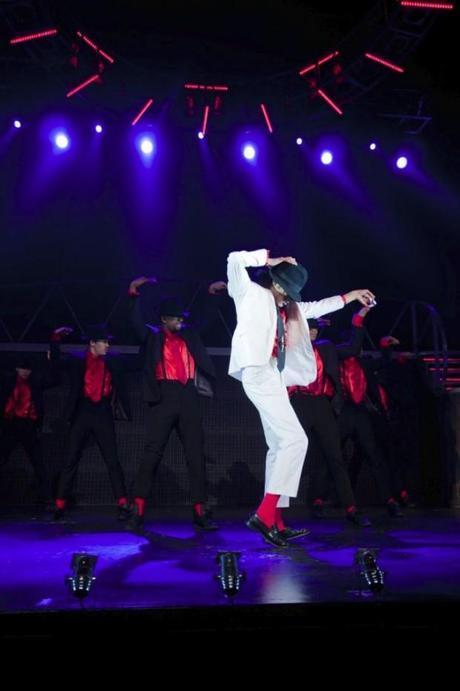 Thriller Live: Pirotecnico Omaggio al Re del Pop