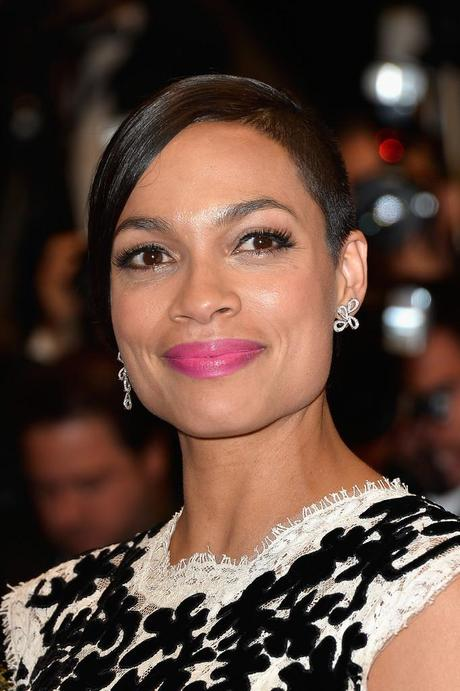 beauty Rosario-Dawson-2014-Cannes-Film-Festival-Best-Beauty-Looks-Day-3-