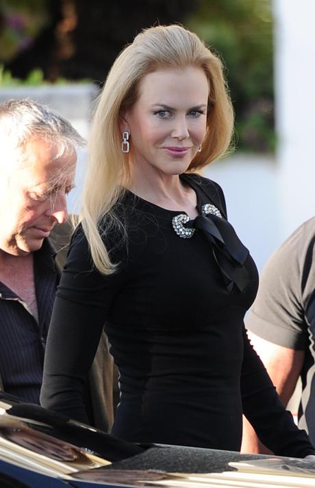 beauty Nicole-Kidman-sur-le-plateau-d-une-emission-televisee-a-Cannes-le-13-mai-2014