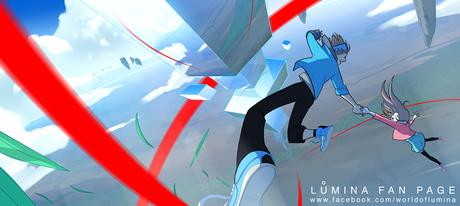 Intervista al team di Lumina, un fumetto in crowdfunding lumina Linda Cavallini Indiegogo Emanuele Tenderini Crowdfunding