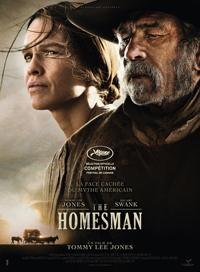 The Homesman - Locandina