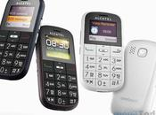 Simple Alcatel Touch Caratteristiche tecniche principali.