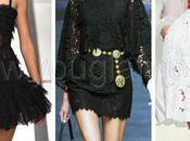 Pizzi merletti: come vestire