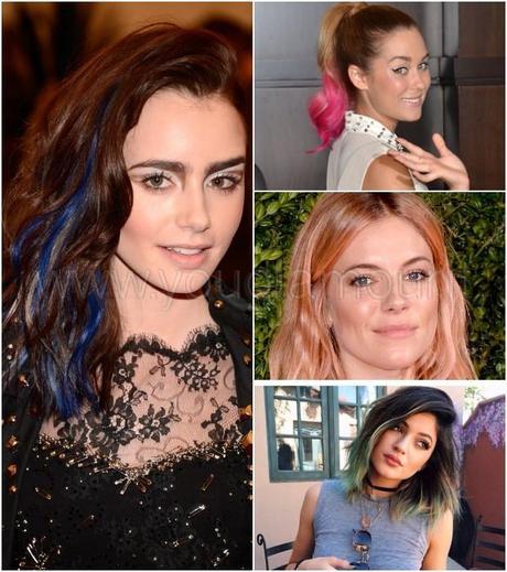 Rosa verde blu le tinte per capelli pi cool sfoggiate for Tinte per capelli non nocive