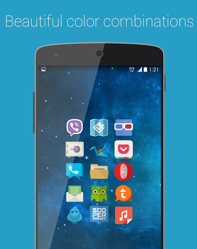 BEST ICON PACKS ANDROID 2014