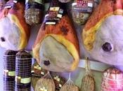 Crostoni cipollotti miele salamino culatello Terre Ducali