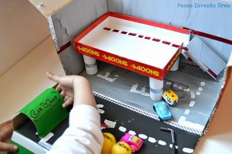 Garage richiudibile fai da te guest post di penso invento for Piani di garage fai da te