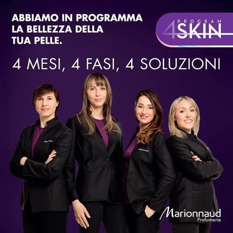 4Skin Program Marionnaud Fase 3: Viso