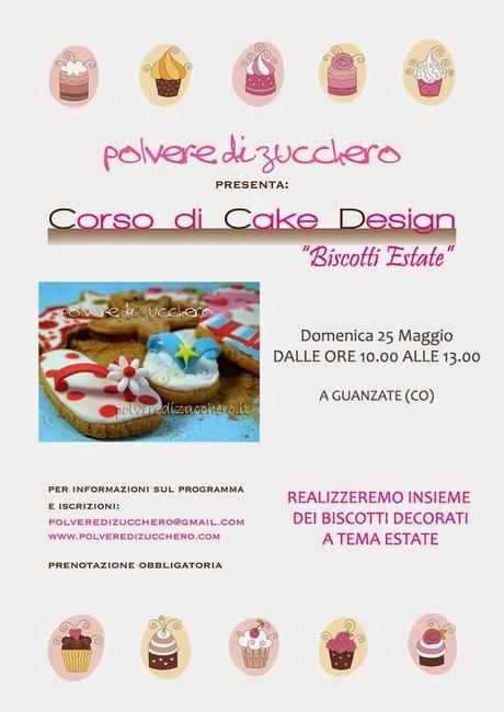 Corso Di Cake Design Gratis Milano : Calendario corsi cake design: torte, modelling, biscotti ...