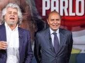 """Grillo Porta Porta: """"Vinceremo Europee"""""""