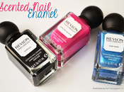 Revlon, Revlon Parfumerie Scented Nail Enamel Review swatches