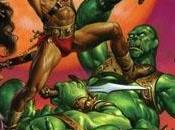 Dynamite lanciano nuove serie fumetti John Carter Tarzan