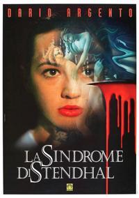 La sindrome di Stendhal - Locandina