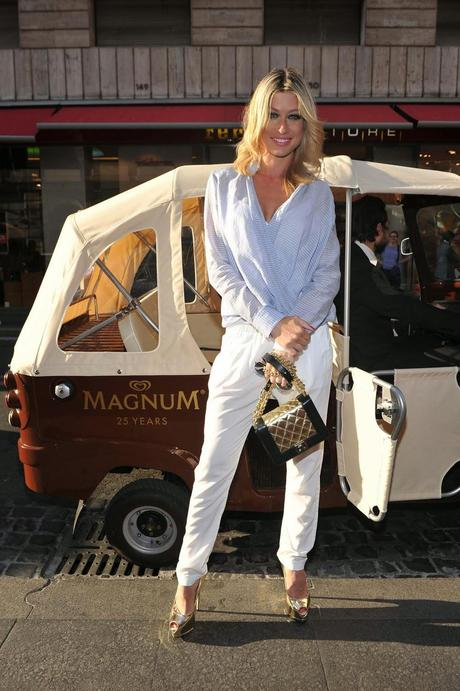 Magnum Pleasure Store: New Opening, a Roma