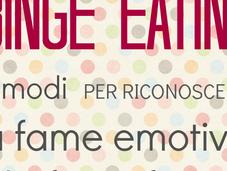 modi riconoscere fame emotiva quella fisica