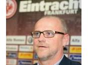 Eintracht Francoforte, presentato Schaaf:'Non vedo l'ora incominciare'