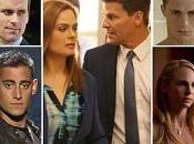 SPOILER Bones, OUAT, Glee, Vampire Diaries, White Collar, Originals, Teen Wolf, 100, Graceland, Americans, Supernatural Covert Affairs