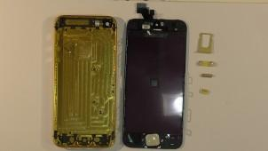 S1820025 302x170 IPHONE 5 COLOR ORO: COME PERSONALIZZARE CON LOPERAZIONE GOLDFINGER