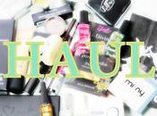 GIGA HAUL: Mac, Lush, Mi-Ny, Sleek, Catrice