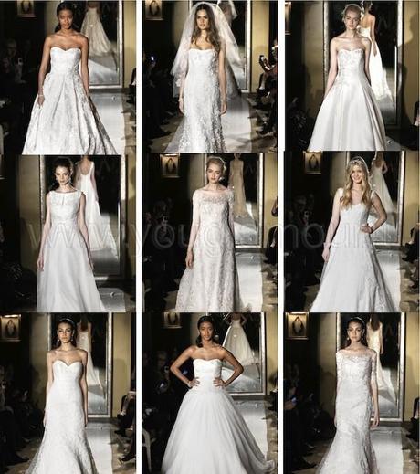 Oleg Cassini collezione abiti da sposa 2015 - Paperblog