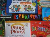 Libri esperimenti bambini