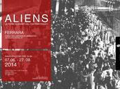 FERRARA: ALIENS forme alienanti contemporaneo Mostre performance giorni arte contemporanea